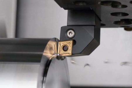 Разработан новый сплав для обработки сталей Kyocera CA025P
